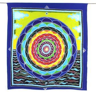 Ocean Mandala Batik