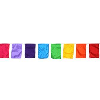 Long Fairy Flags