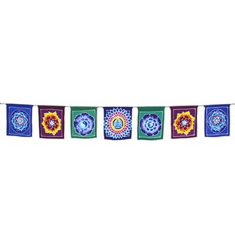 Batik Mandala Flags