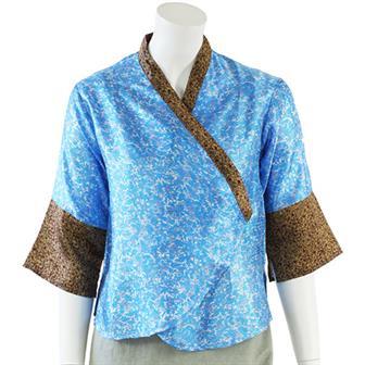 Tibetan Kimono Shrug