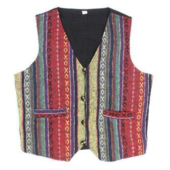 Brushed Cotton Waistcoat