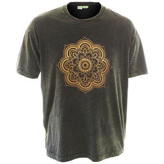 Mandala Stonewashed T-Shirt