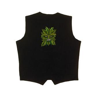 Green Man Waistcoat