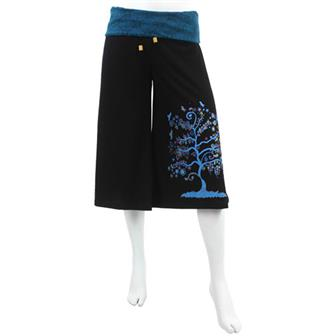 Tree of Life Short Trousers