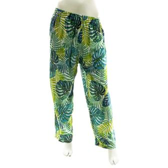 Fern Forest Printed Trousers