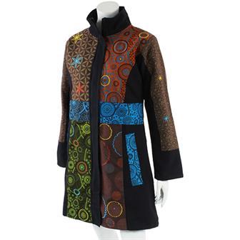 Mandala Coat