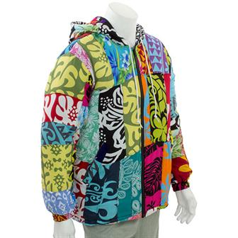 Bali Patch Jacket