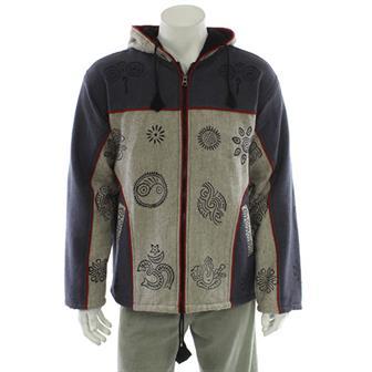 Kharani Grey Jacket