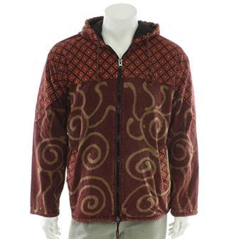 Stonewashed Swirl Jacket