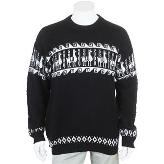 Line of Llamas Jumper