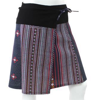 Hmong Material Wrap Skirt