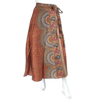 Sari Wrap Skirt
