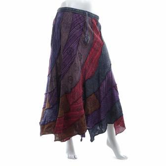 Thamel Patch Skirt
