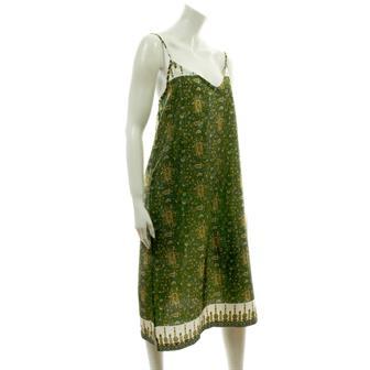 Sari Slip Dress