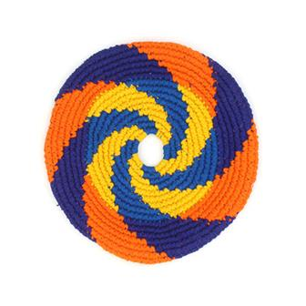 Crochet Flying Disc