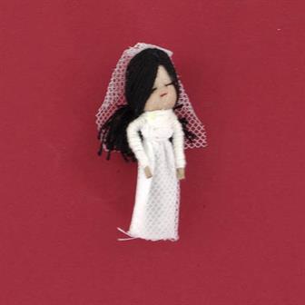 Wedding Worry People - Bride