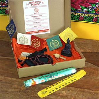 Wellbeing Buddhist Prayer Kit