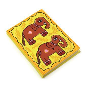 Madhubani Elephant Book
