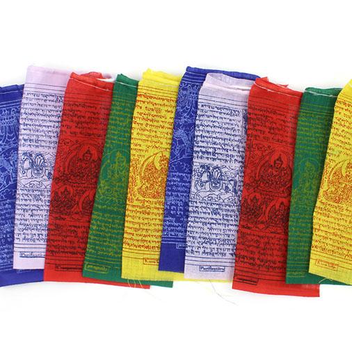 Tibetan Prayer Flags - Medium