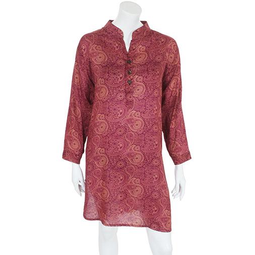 Nehru Ladies Shirt