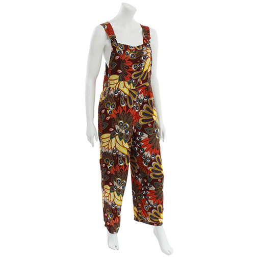 Tropical Dungarees