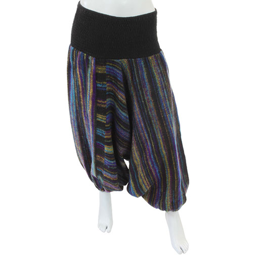 Indian Blanket Ali Baba Trousers