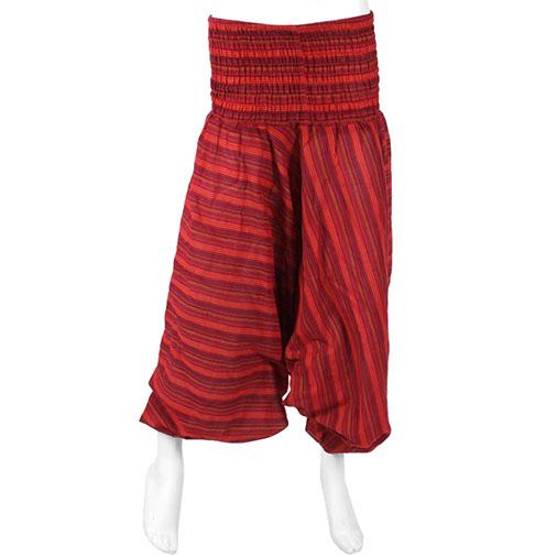 Stripy Ali Baba Pants