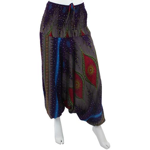 Thai Rayon Ali Baba Trousers