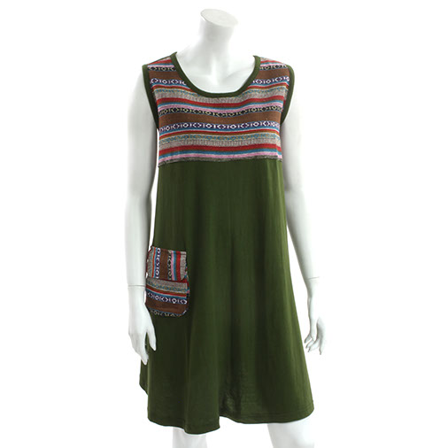 Gheri Pocket Dress
