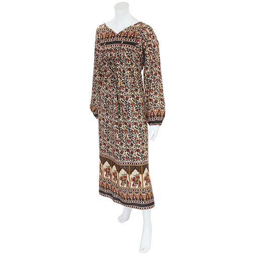 Indian Hippy Dress