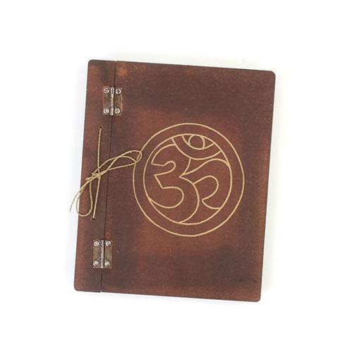 Blank Om Book