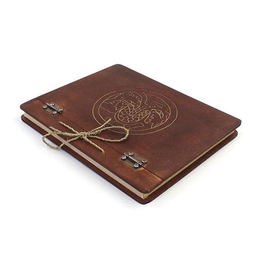 Blank Dragon Book