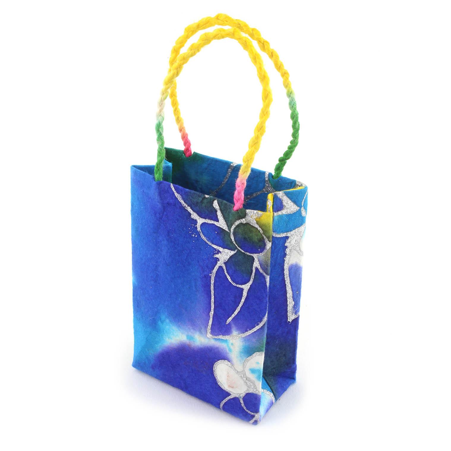 Tie Dye Saa Jewellery Bag
