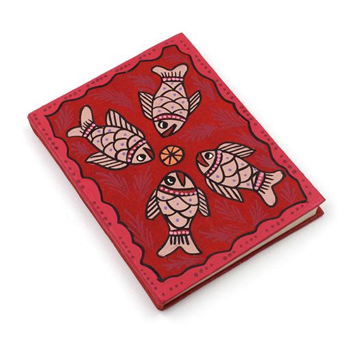 Madhubani Fish Book