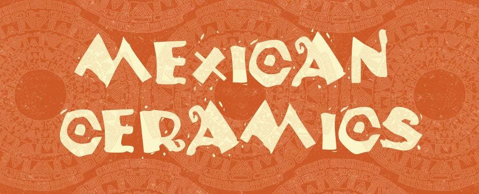 New Mexican Ceramics