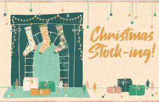 Christmas Stock-In!