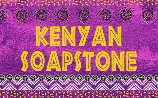 Kenyan Soapstone