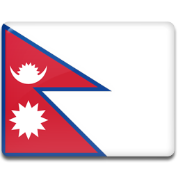 Nepalese Air Freight Arrival