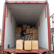 Bali Container Arrival